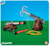playmobil canon pirate ship note item
