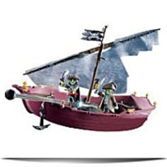 5901 Ghost Pirate Ship Dingy
