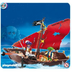 playmobil pirate dinghy argh matty let's
