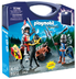 playmobil carrying case knights knight carry