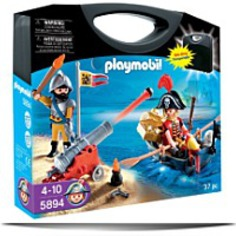 Pirates Carrying Case Playset