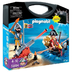 playmobil take along pirate carry case